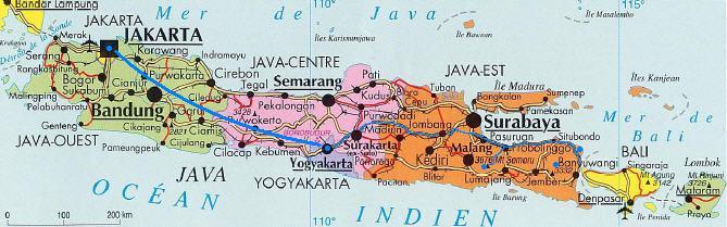 ile de java tourisme - Image